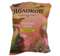 "Pear chips ""Yablokov"""