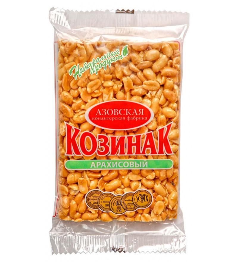 Козинак «Азовская кондитерская фабрика» из арахиса
