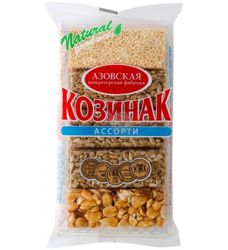 Козинак «Азовская кондитерская фабрика» Ассорти