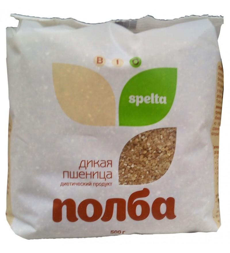 BIO Пшеница Spelta полба дикая, 500г