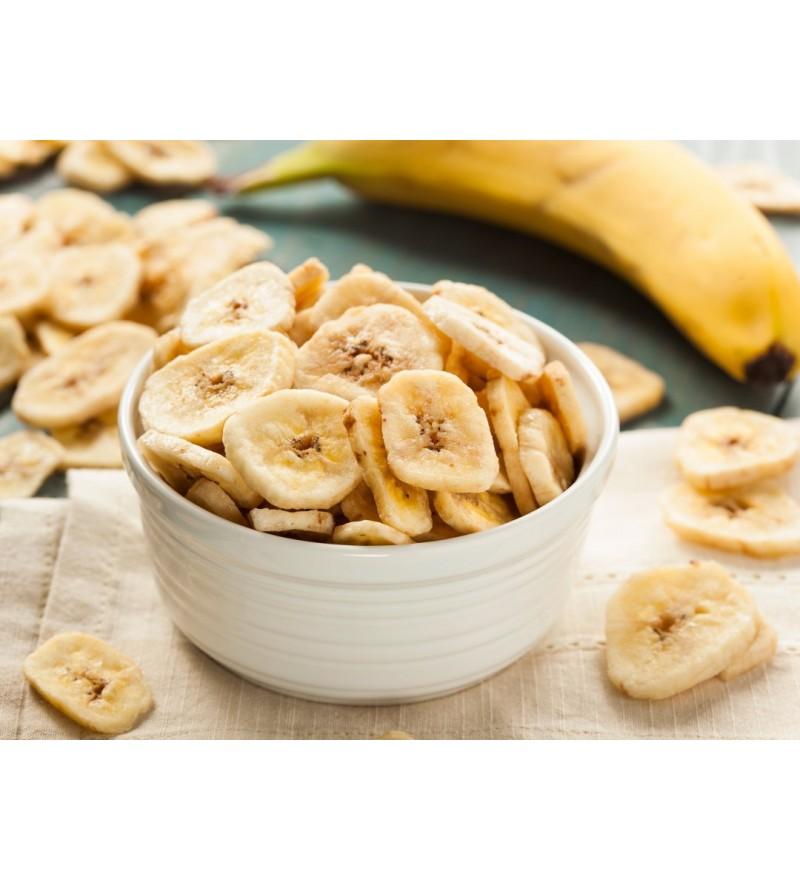 """Банановые чипсы """"Живые"""""""