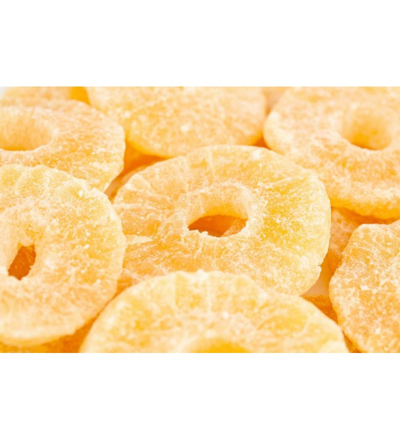 Кольца ананаса (100 гр.)