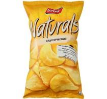 """Чипсы картофельные """"Naturals"""" классические"""