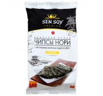"""Chips """"NORI"""" from seaweed"""