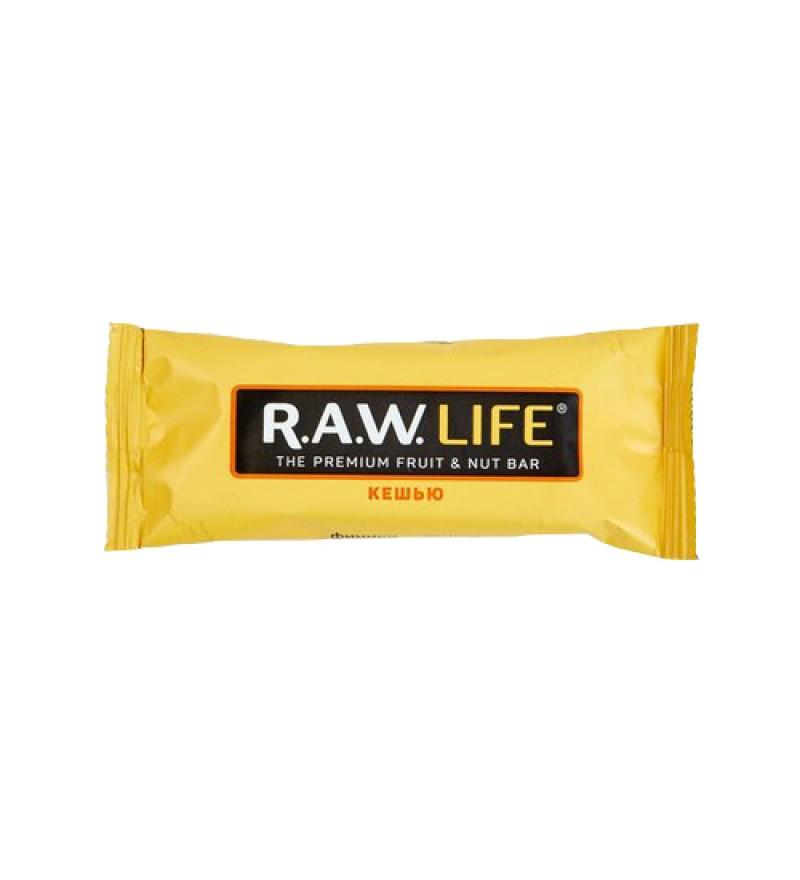 """Батончик RAW LIFE """"Кешью"""""""