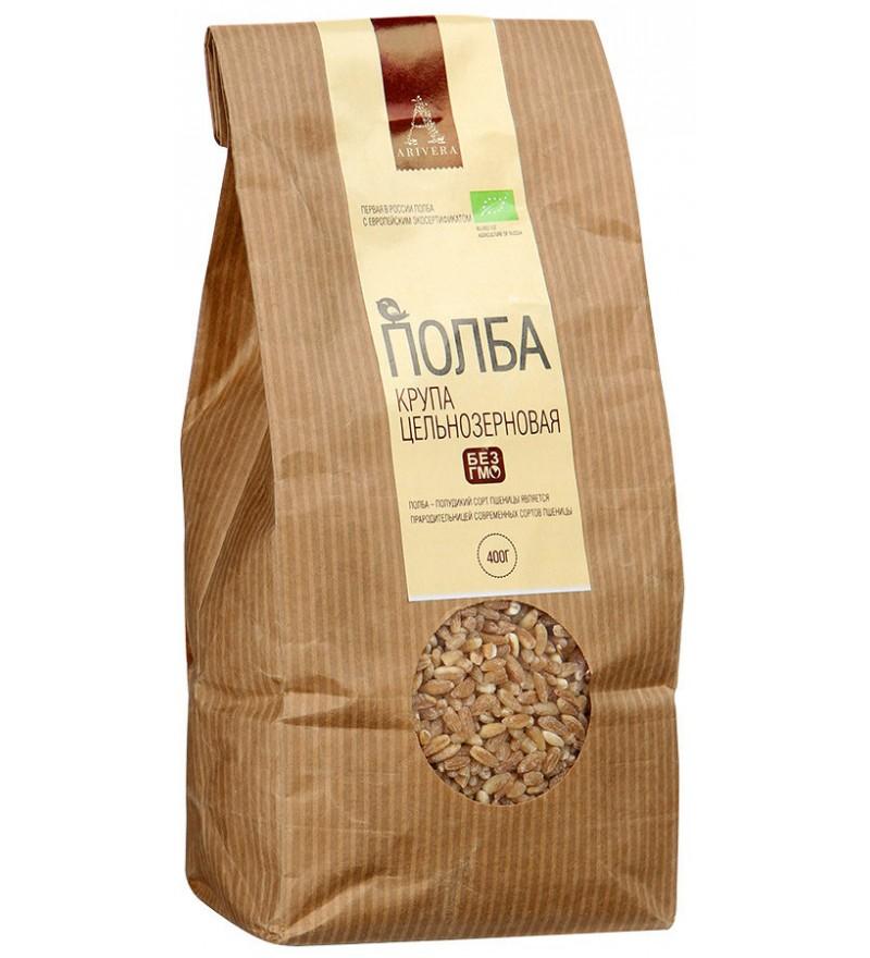 Био крупа пшеничная полба «Аривера»