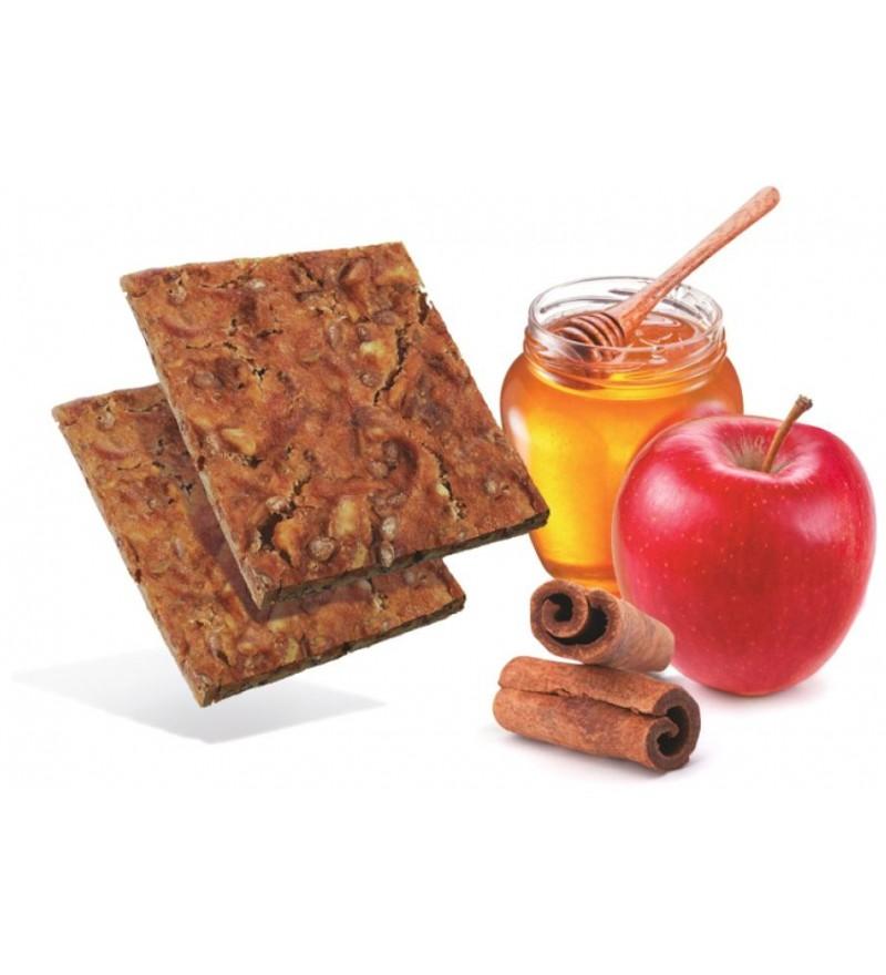 """Хлебцы на меду """"Яблоко и корица"""" СЛАДКИ"""