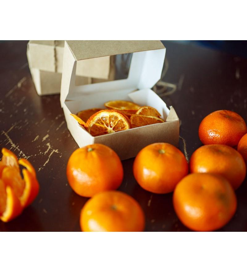 "Чипсы из мандарина ""Живые"""