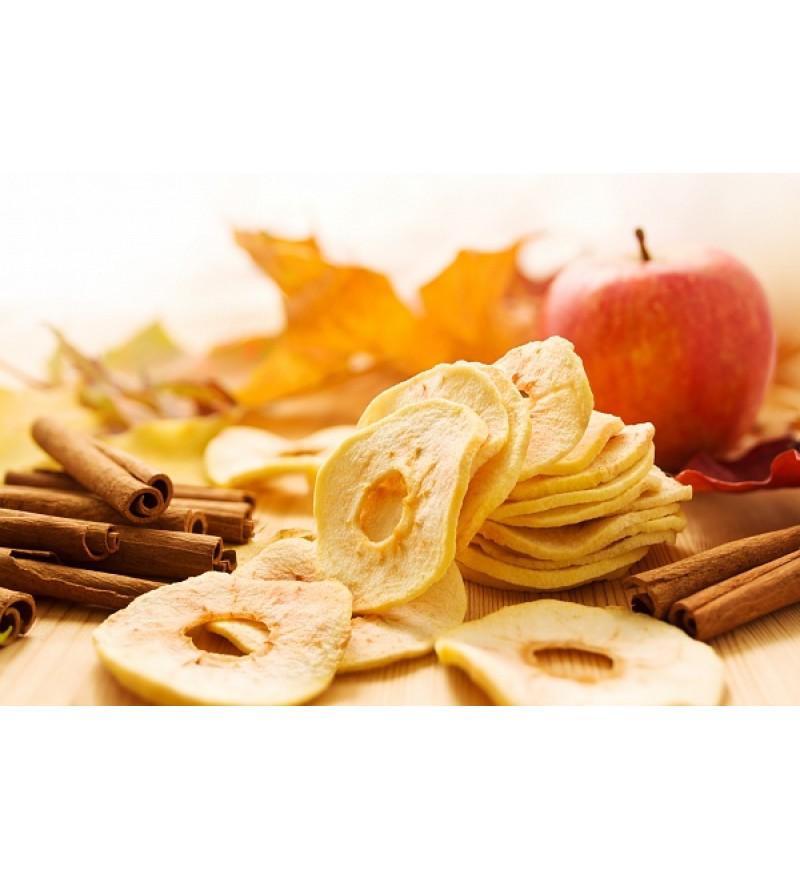 """Яблочные чипсы из зеленых яблок """"Живые"""""""
