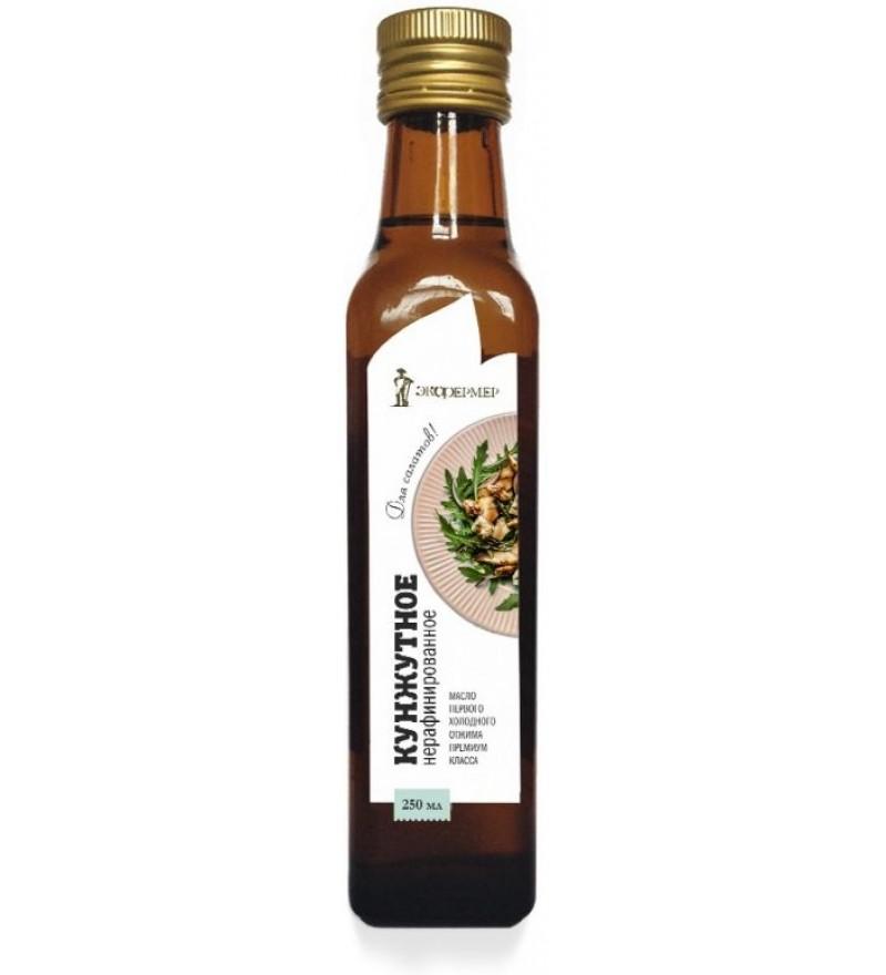 """Кунжутное масло нерафинированное """"Экофермер"""""""