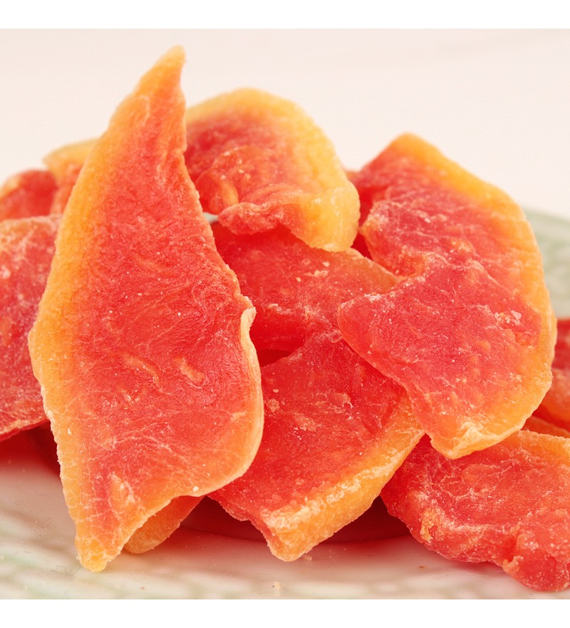 Папайя сушеная в сахаре (100 гр.)